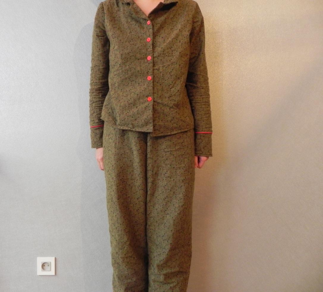 Pyjama ensemble