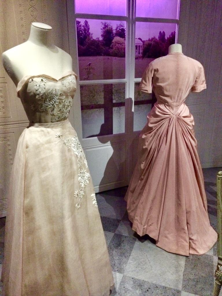 Ensemble de robes du soir trianon