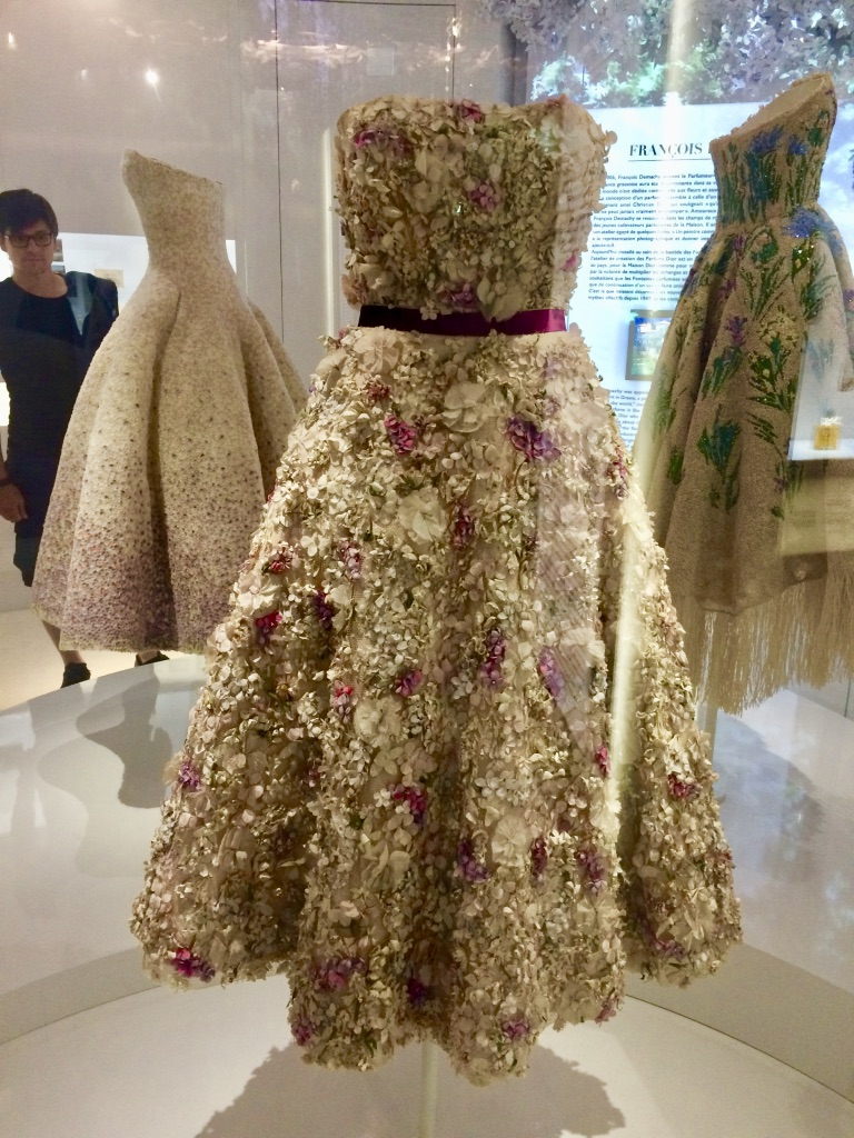 Robe Miss Dior pour Catherine Dior