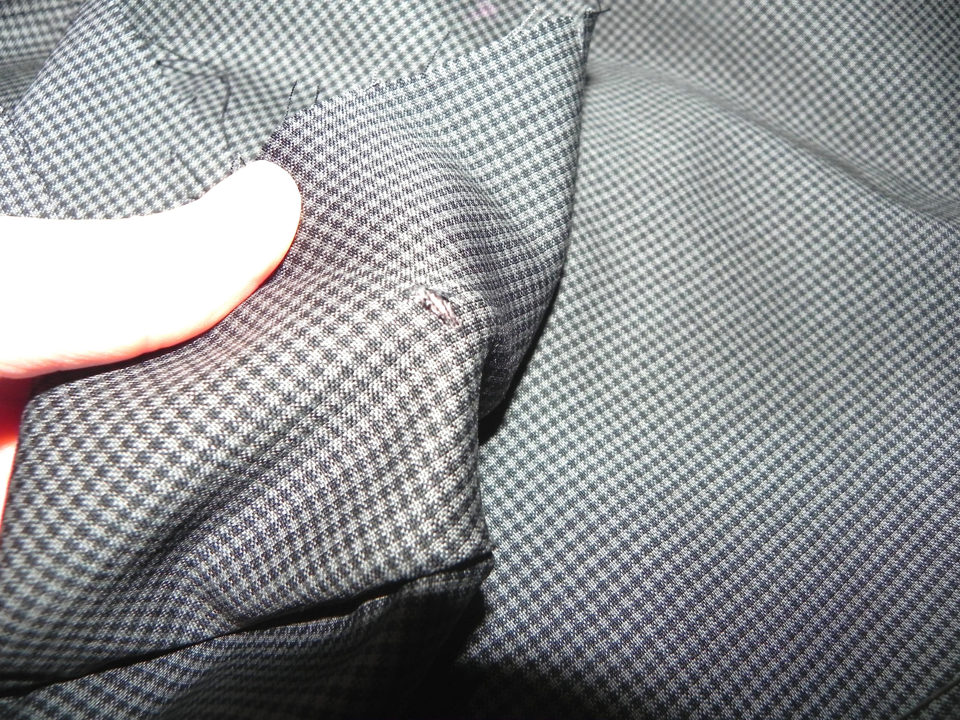 Petit trou de tissu 1001 perles